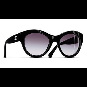 CHANEL Butterfly Sunglasses 5371